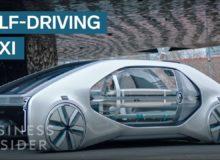 Jak by mohlo vypadat taxi v budoucnosti?