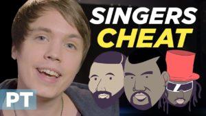 Jak dnes zpěváci podvádí