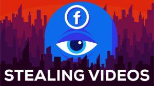 Jak Facebook vykrádá videa z YouTube