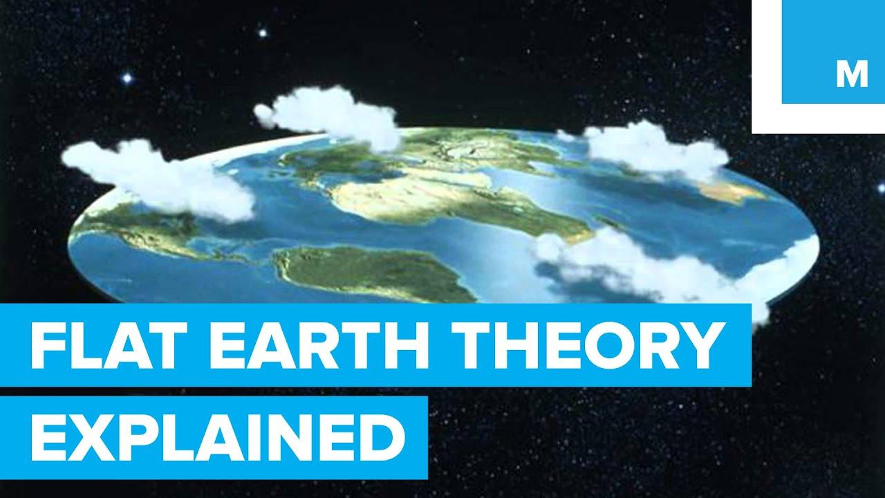Jak funguje teorie placaté Země