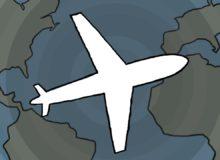 Jak jsou letadla sledována?