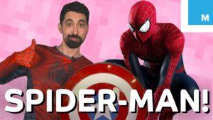 Jak Marvel dostal Spider-Mana od Sony