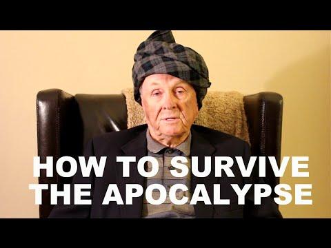 Jak přežít apokalypsu