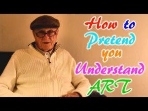 Jak se tvářit, že rozumíte umění