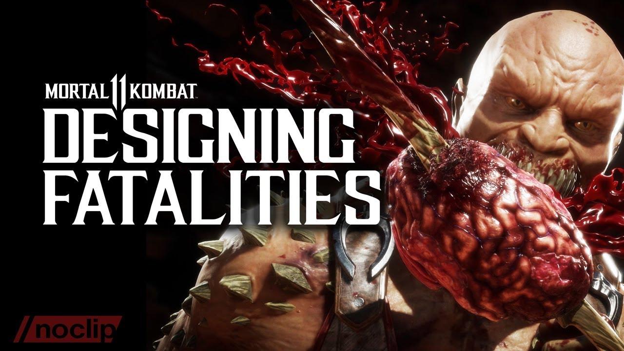 Jak se tvoří fatality v Mortal Kombatu