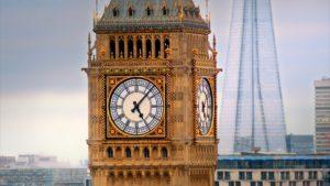 Jak si udrží Big Ben přesný čas?