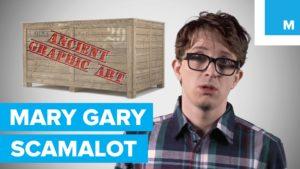 Jak si vystřelit z podvodných e-mailů: Mary Gary