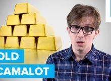 Jak si vystřelit z podvodných e-mailů: Zlato