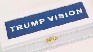 Jak vidí svět Donald Trump