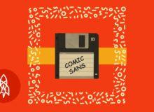 Jak vznikl font Comic Sans