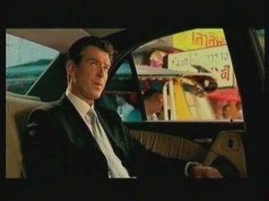 James Bond a vzrušující ulice Bangkoku