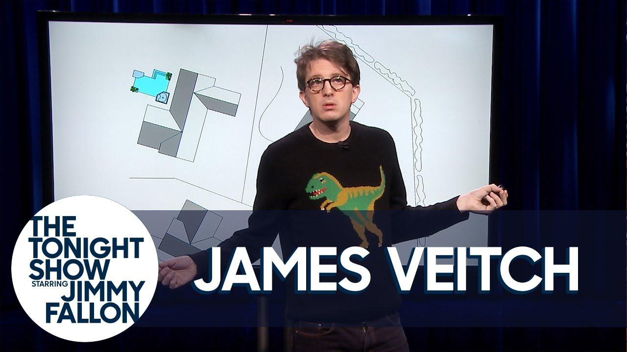 James Veitch: Na cizí e-maily neodpovídejte
