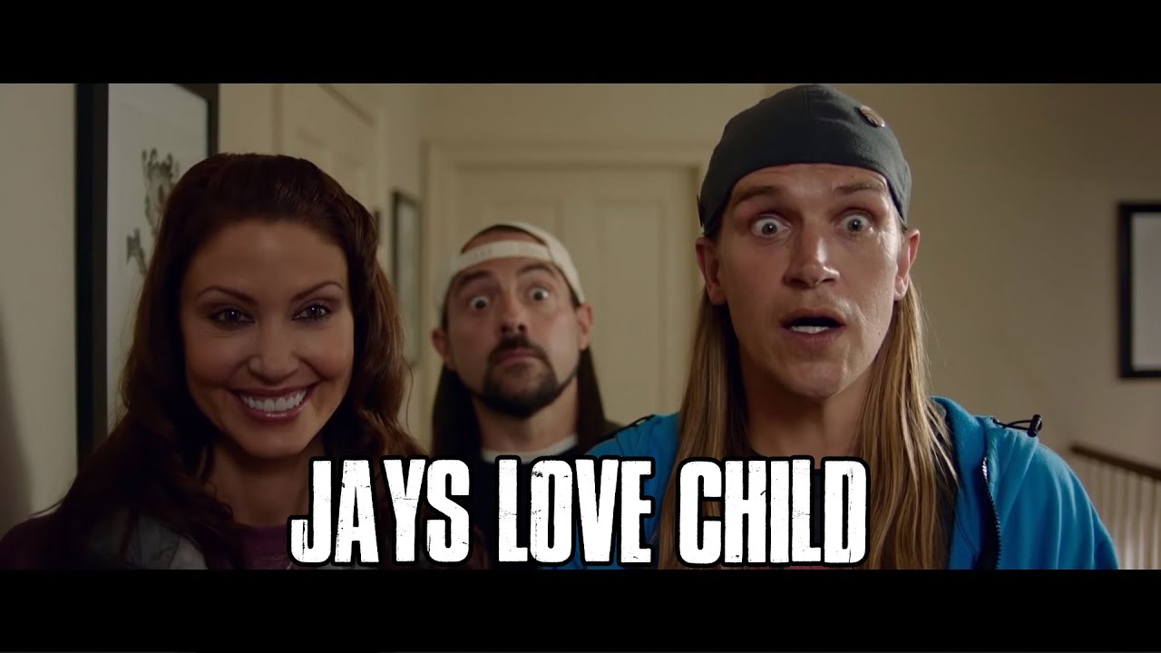 Jay a Tichej Bob: Reboot – Jayovo dítě