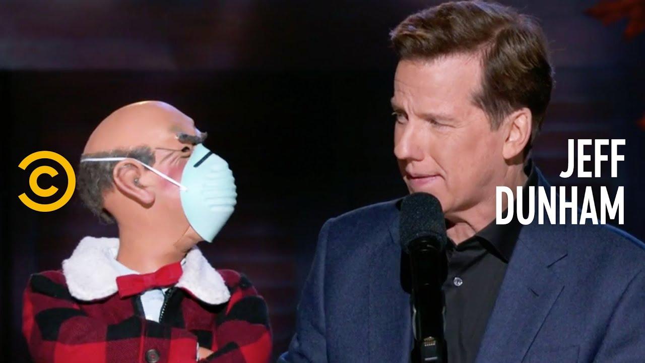 Jeff Dunham: Walter nesnáší rok 2020
