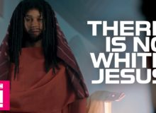 Ježíš není běloch
