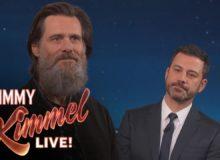 Jim Carrey o svých epických vousech
