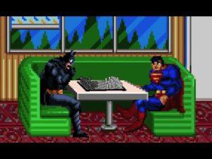 Jiné způsoby boje Batmana proti Supermanovi