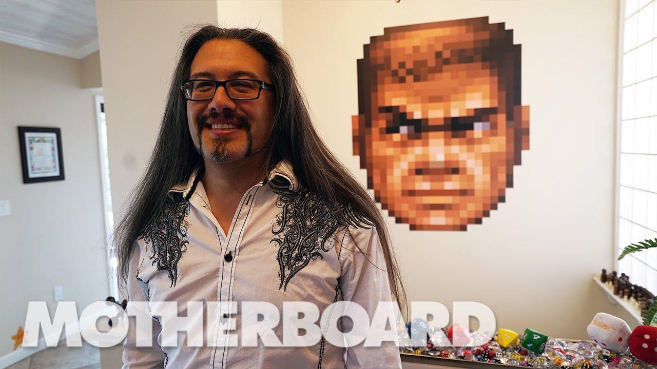 John Romero – jeden z kmotrů FPS her