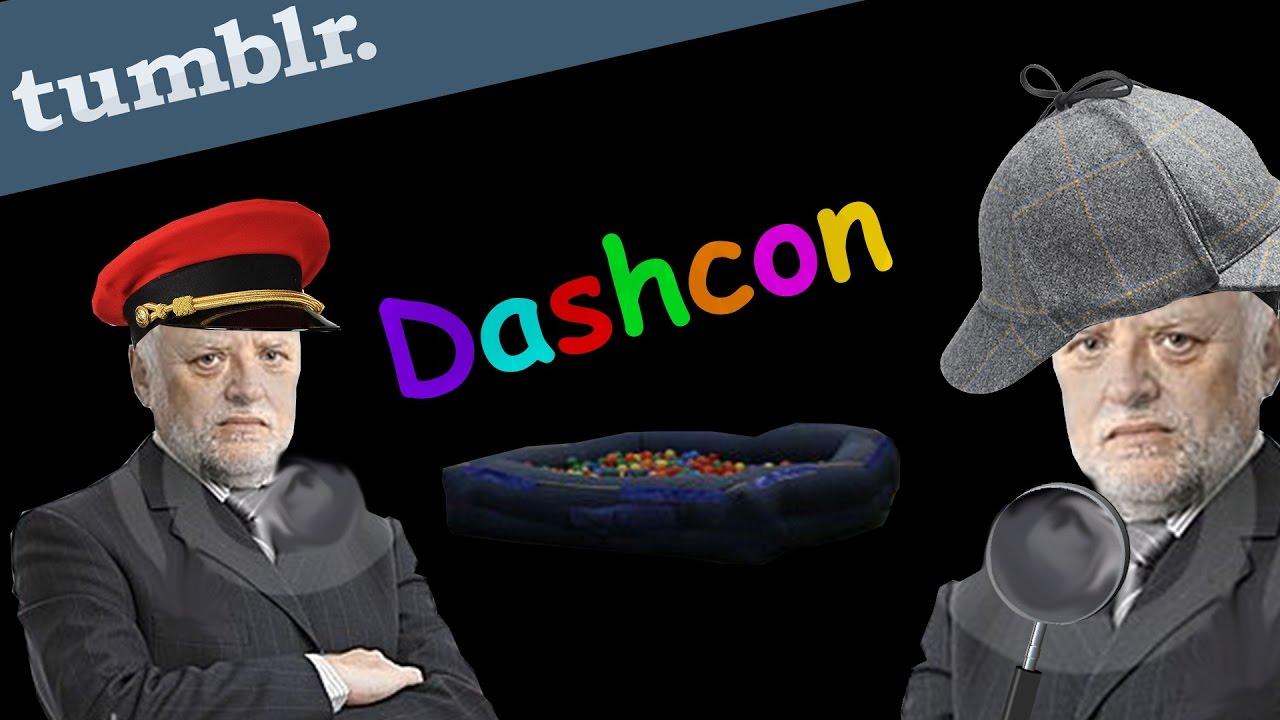 Katastrofa jménem Dashcon