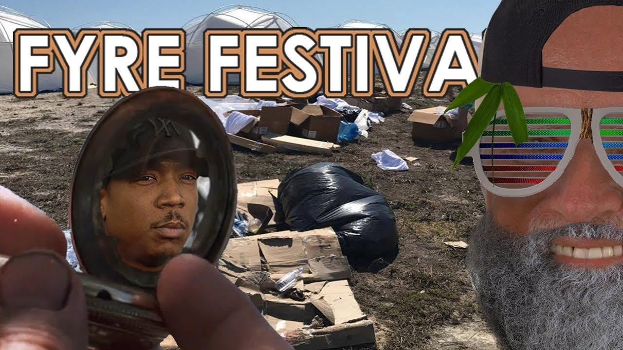 Katastrofa jménem Fyre festival