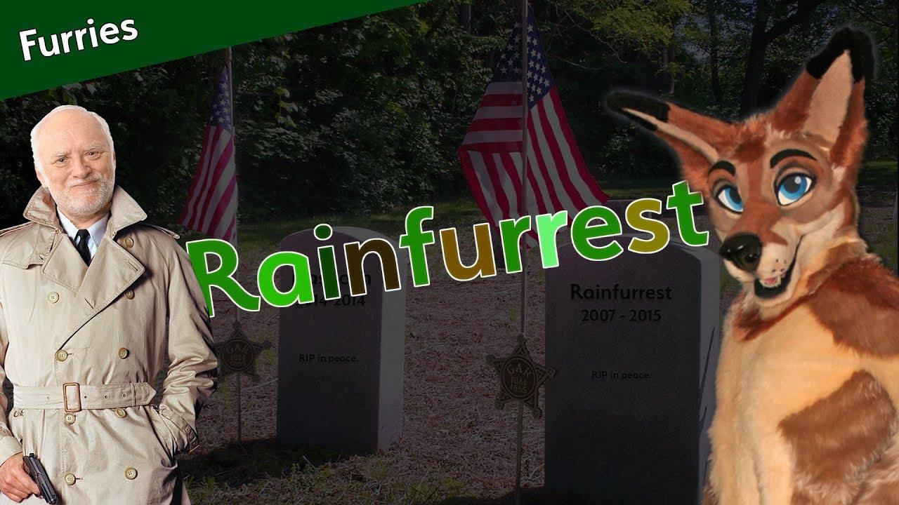 Katastrofa jménem Rainfurrest