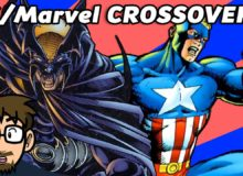 Když se dají dohromady Marvel & DC