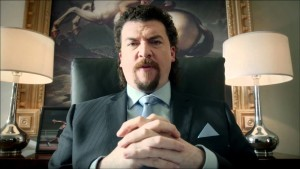 Kenny Powers ředitelem K-Swiss