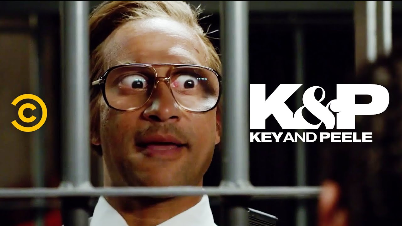 Key & Peele: Bachař idiot