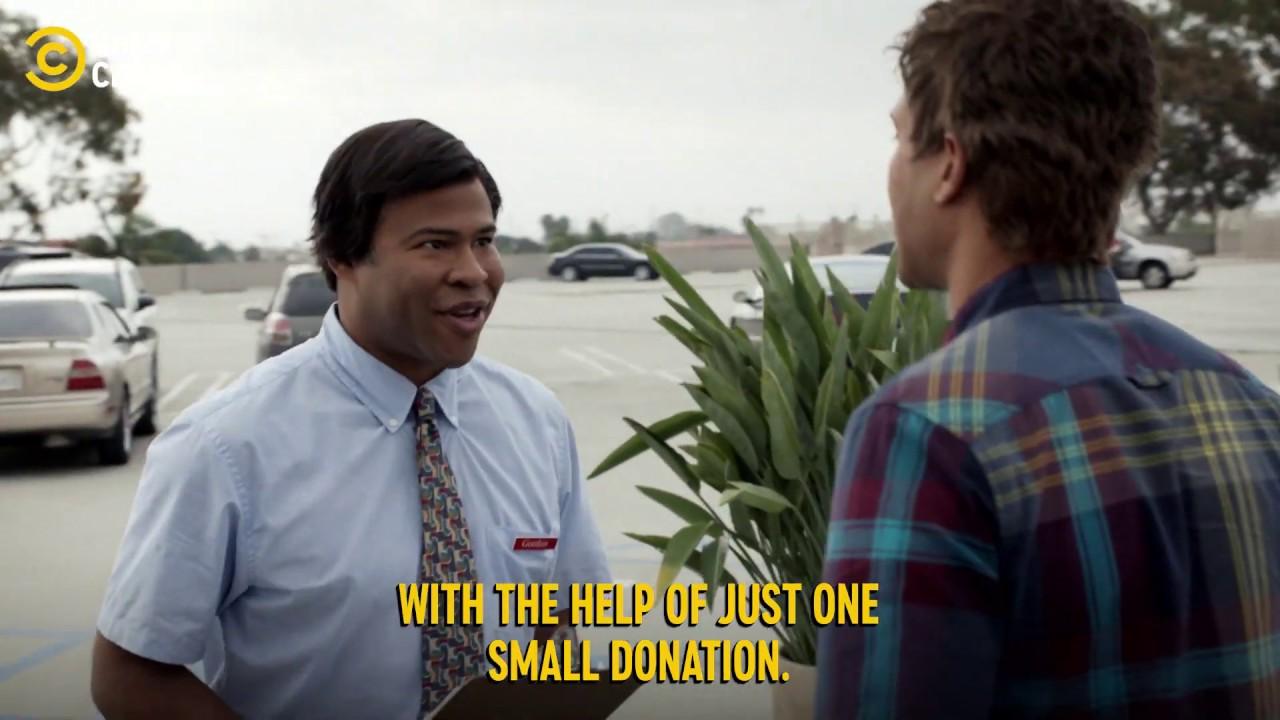 Key & Peele: I jediný dolar dokáže zachránit dítě