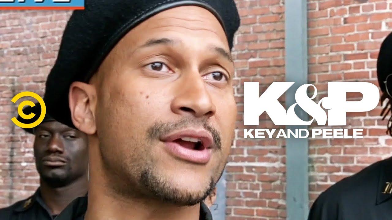 Key & Peele: Noví Černí panteři