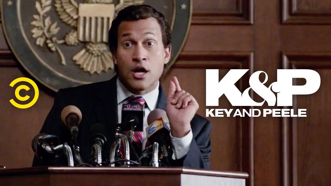 Key & Peele: Senátorův skandál