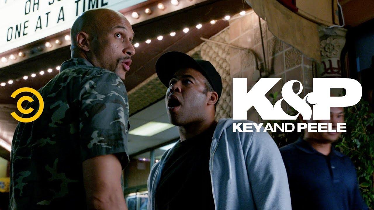 Key & Peele: Slabej horor