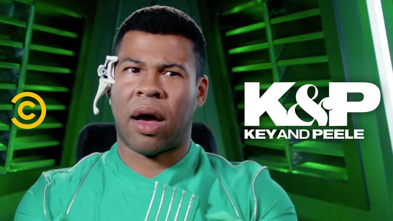 Key & Peele: Superhrdinská diskriminace