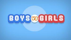 Kluci vs. holky
