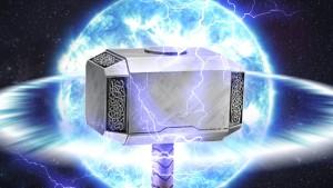 Kolik váží Thorovo kladivo?
