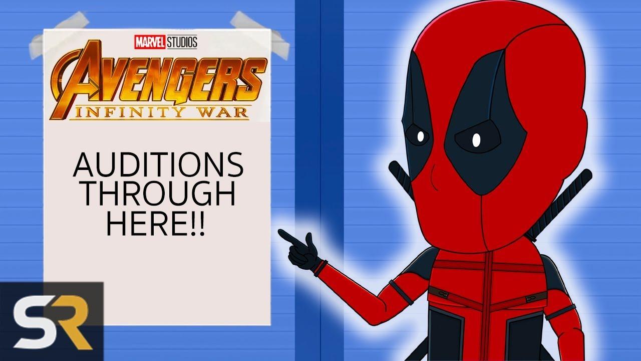 Konkurz na Avengers