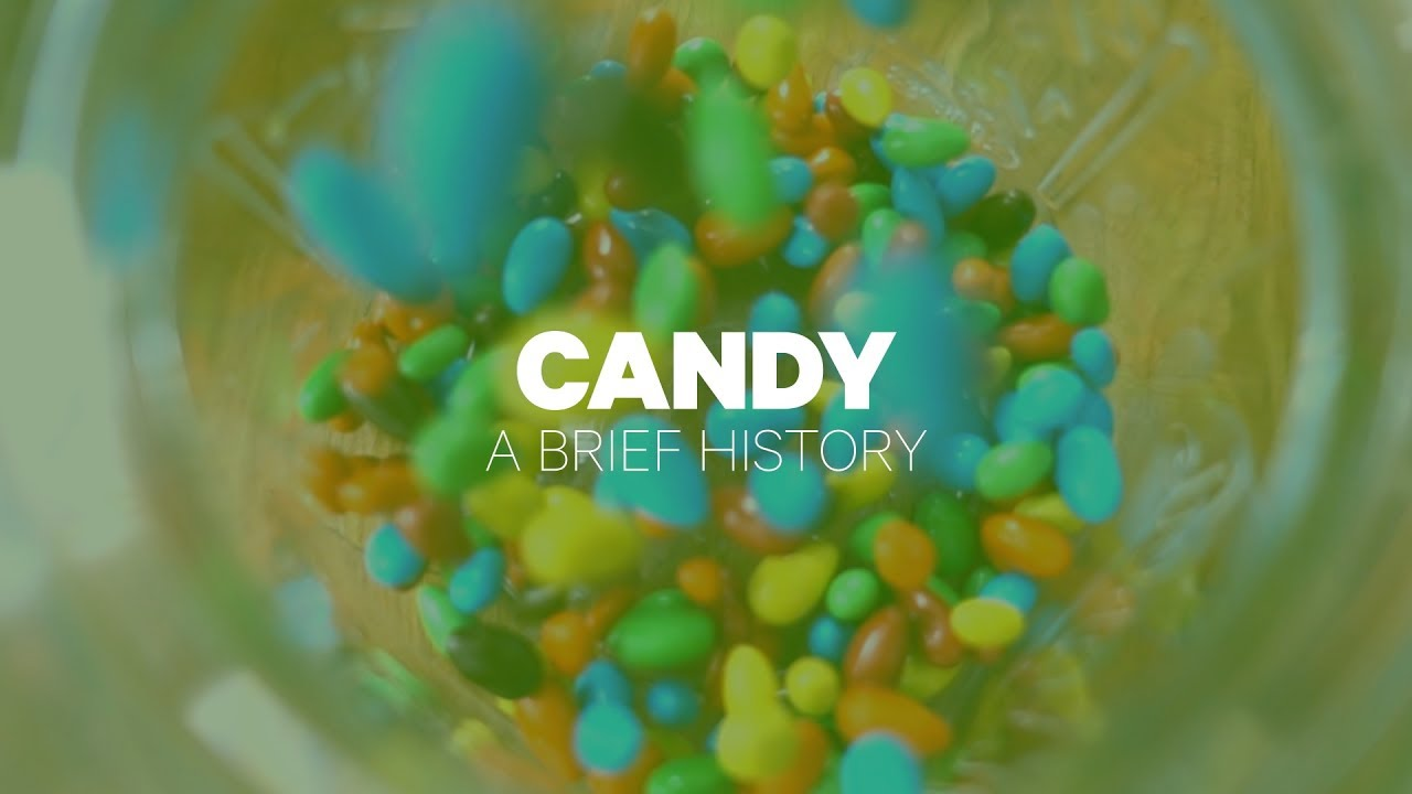 Krátká historie cukrovinek