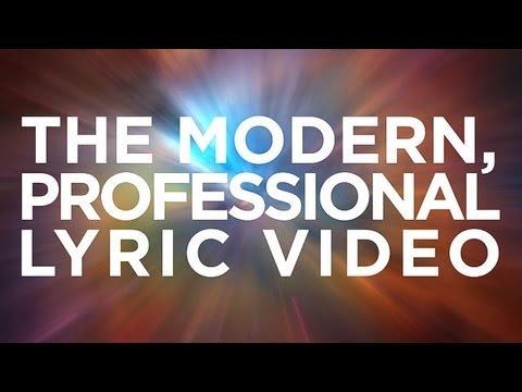 Krátká historie lyrických videí