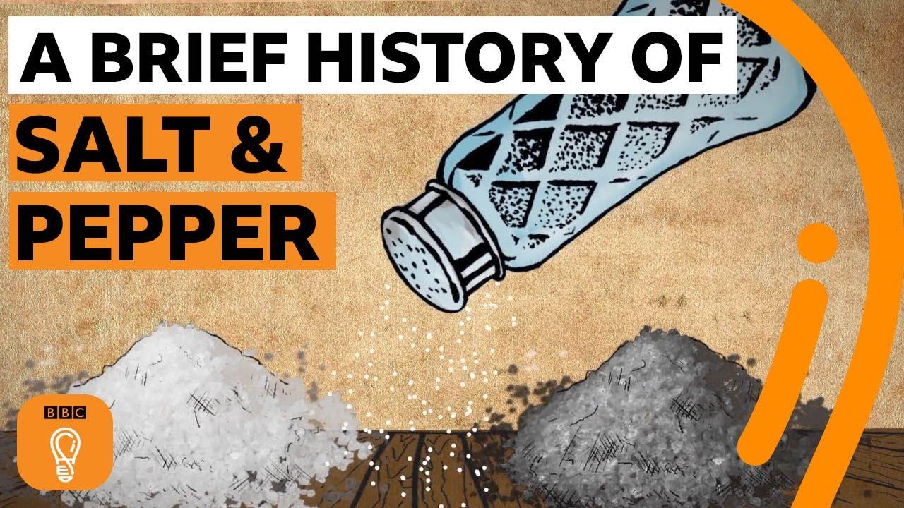 Krátká historie soli a pepře