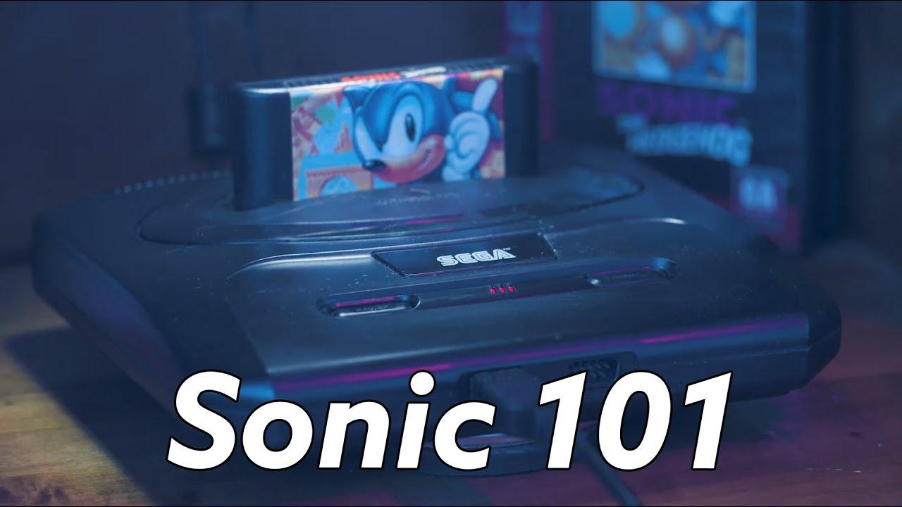 Krátká historie Sonica