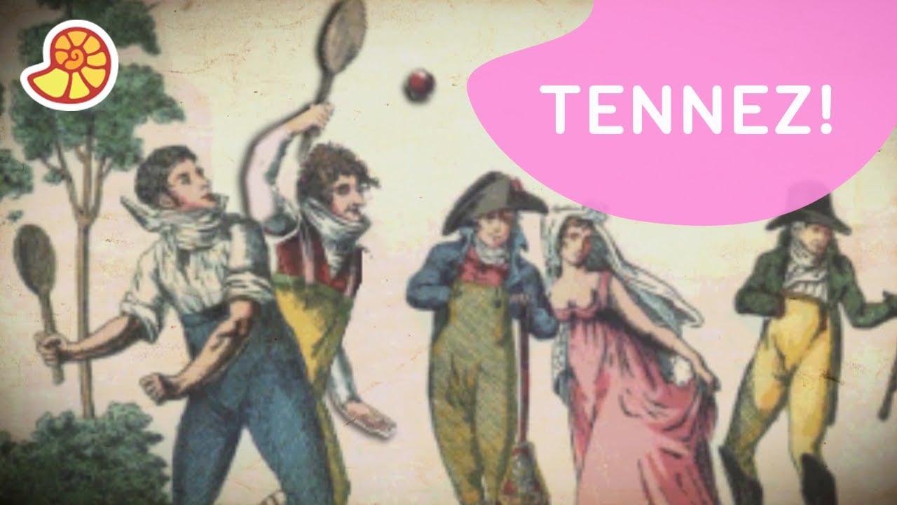 Krátká historie tenisu