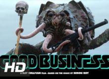 Krátký sci-fi film Dobrej byznys