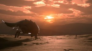 Krátký sci-fi film: SUMER