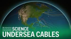 Kudy proudí internet pod mořem?