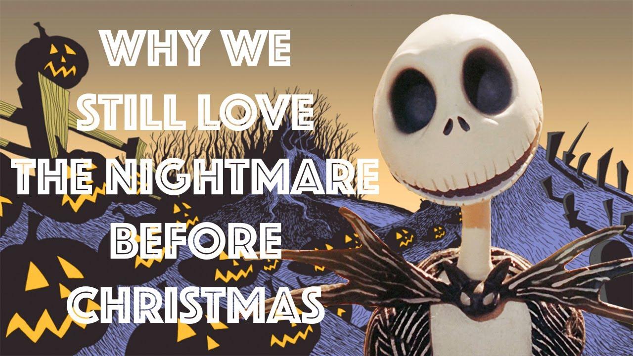 Kultovní Noční můra před Vánocemi