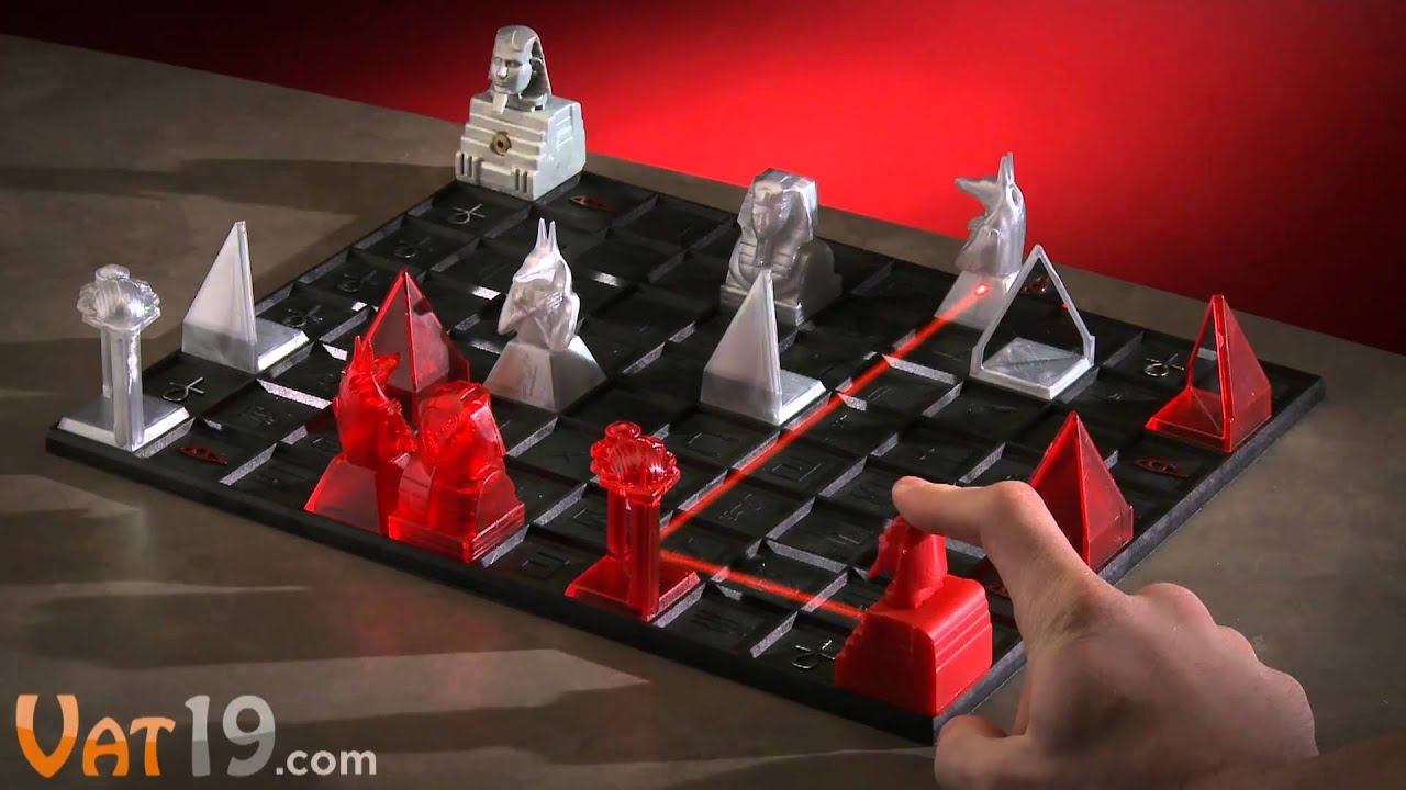 Laserové šachy Khet