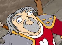 Legendární Leeroy Jenkins – animovaná verze