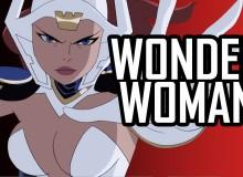 Liga spravedlnosti: Bohové a monstra – Wonder Woman