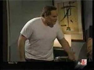 MADtv: Arnold jde spát