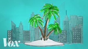 Maličký ostrov v New Yorku, na který nesmí nikdo vstoupit